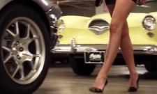 motorsound Heisses Fahrgestell Lady