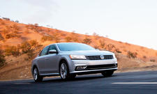 vw passat 2016 usa