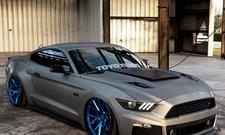 Ford Mustang Vossen Wheels