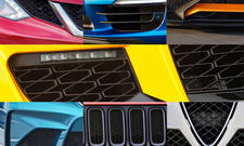 Quiz Autos am Kühlergrill erkennen
