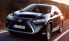Lexus RX 2016 Fahrbericht
