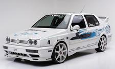 The Fast and the Furious VW Jetta steht zum Verkauf