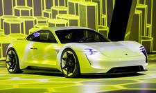 Porsche Mission E bestätigt
