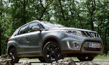 Suzuki Vitara S Fahrbericht