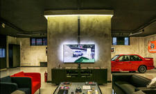 BMW-Hobby: Fan rüstet Garage um