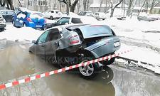 Fiat Bravo durch Abschlepp-Fail zerstört