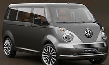 VW T1: Design-Studie