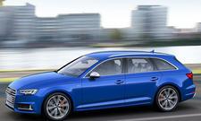 Audi S4 Avant (2016)