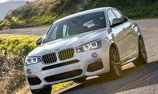 Neuer BMW X4 M: Fahrvorstellung