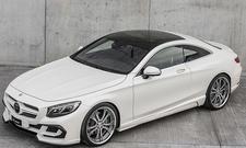 Tuning von FAB Design: Mercedes S-Klasse-Coupé