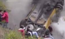 Rallye-Crash: Video