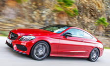 mercedes c 250 d coupe