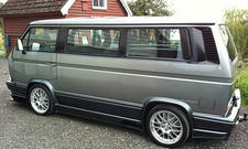 VW T3 Caravelle Coach von Koolart