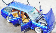 M3-Umbau am BMW 3er Touring E30