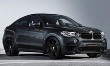 BMW X6 M: Tuning von Manhart