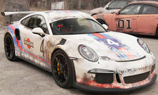 Porsche 911 GT3 RS von Wrapzone