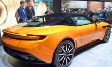 Aston Martin DB11 ab 204.900 Euro