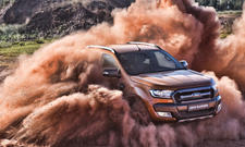 Ford Ranger Facelift (2016)