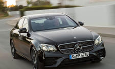 Mercedes-AMG E 43 (2016)