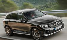 Mercedes-AMG 43 GLC 4Matic (2016)