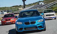 BMW M2 vs. 1er M und 2002 turbo