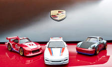 Magnus Walker: Porsche von Hot Wheels