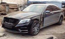 Mercedes S-Klasse (W221): Umbau auf neue Baureihe (W222)