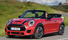 Neues Mini John Cooper Works Cabrio (2016)