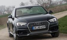 Neuer Audi A4 allroad (2016)
