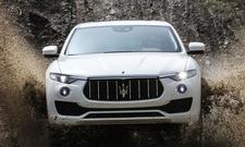 Neuer Maserati Levante (2016)