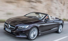 Mercedes S-Klasse Cabrio (2016): Fahrbericht
