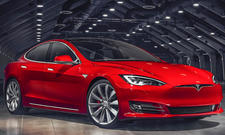 Tesla Model S Facelift (2016)