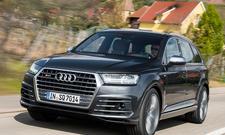 Der neue Audi SQ7: Das Flaggschiff