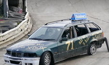 Irrer Drift im BMW 3er Touring