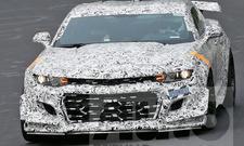 Chevrolet Camaro Z/28 (2017)