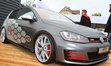 VW Golf GTI Heartbeat für GTI-Treffen 2016