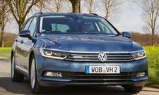 VW Passat Variant 1.6 TDI BlueMotion (2016): Test