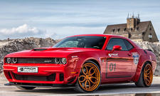 Dodge Challenger SRT Hellcat von Prior Design