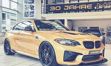 BMW M2: Tuning von Manhart