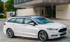 Ford Mondeo ST-Line (2016)