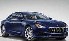 Maserati Quattroporte Facelift (2016)