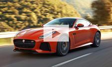 Jaguar F-Type SVR (2016): Video