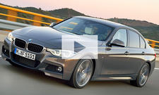BMW 3er Facelift (2015): Video