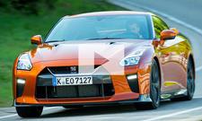 Nissan GT-R (2016): Video