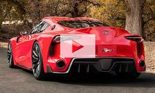 Toyota Supra (2018): Video