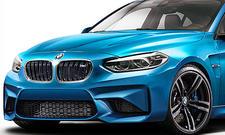 BMW 1er M Limousine (Illustration)