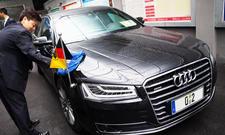 Fahrdienst des Bundestages musste Insolvenz anmelden.