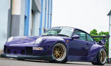 RAUH-Welt pimpt Sidneys 911er