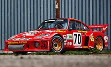 Paul Newmans 935 wird versteigert