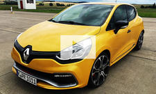 Renault Clio R.S. Trophy 220: Video